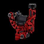 AL 13 Exactor III Ruby Splash